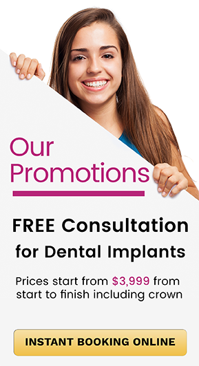 Free Consultation for Dental Implants Banner Dentist Yeronga