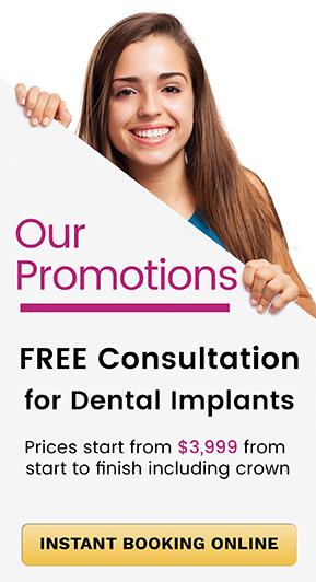Free Consultation for Dental Implants Banner Dentist Yeronga