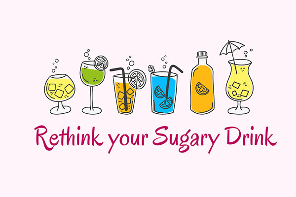Time to Rethink Your Sugary Drinks