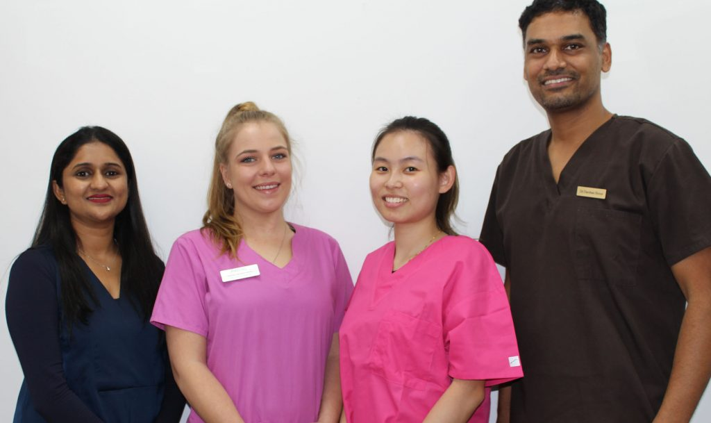 Ria Family Dental Team Photo Yeronga