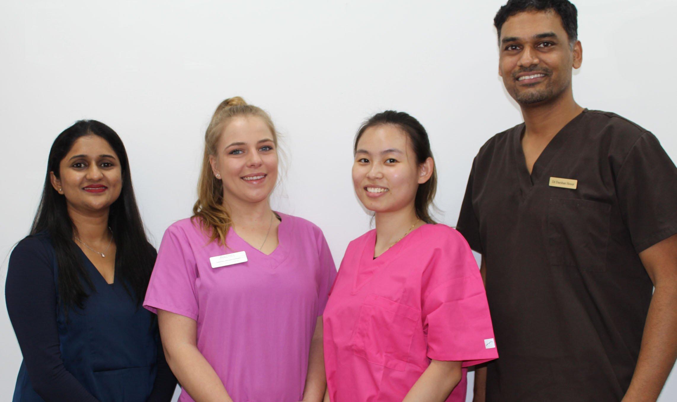 Ria Family Dental Team Photo Yeronga