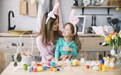 Top 8 Ideas for Easter at Home from Ria Family Dental