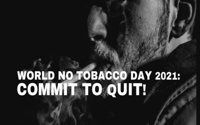 World No Tobacco Day 2021 in Yeronga: Commit to Quit!